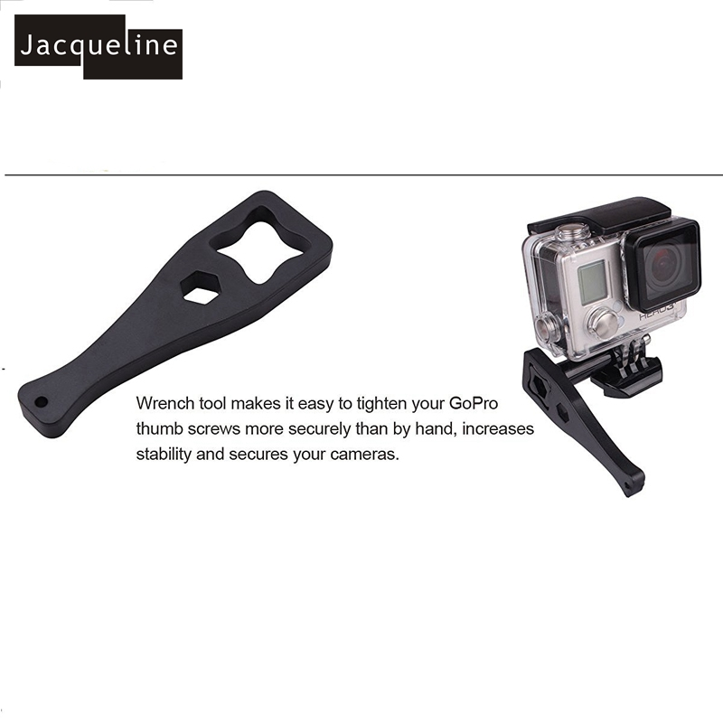 Jacqueline for Bag Accessories Accessories Mout Holder Gopro HD 6 5 4 - Kamera dhe foto - Foto 4