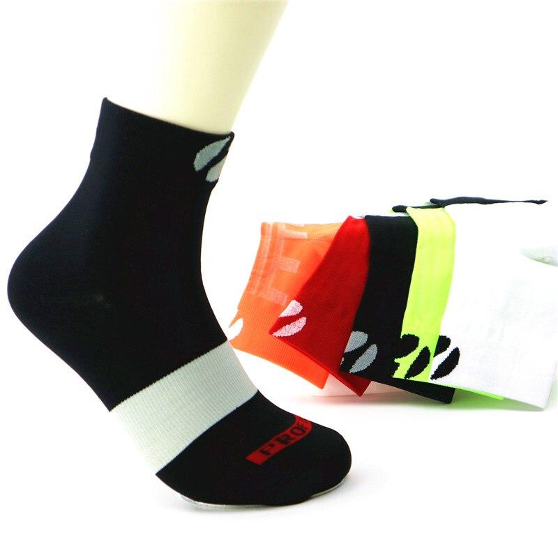 Women Men MTB Cycling Riding Socks Basketball Running Sport Breathable Socks