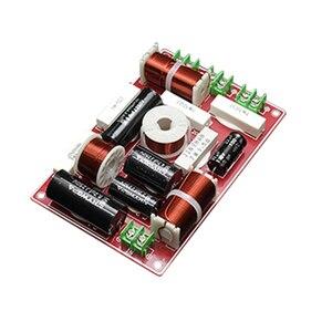 Image 3 - مكبر صوت من Tenghong مزود بثلاث طرق للمنزل بقوة 200 واط مع مكبر صوت ذو ثلاثة أضعاف 4/8 أوم مكبر صوت بتصميم عالمي متقاطع ومفرق ترددي يمكن صنعه بنفسك
