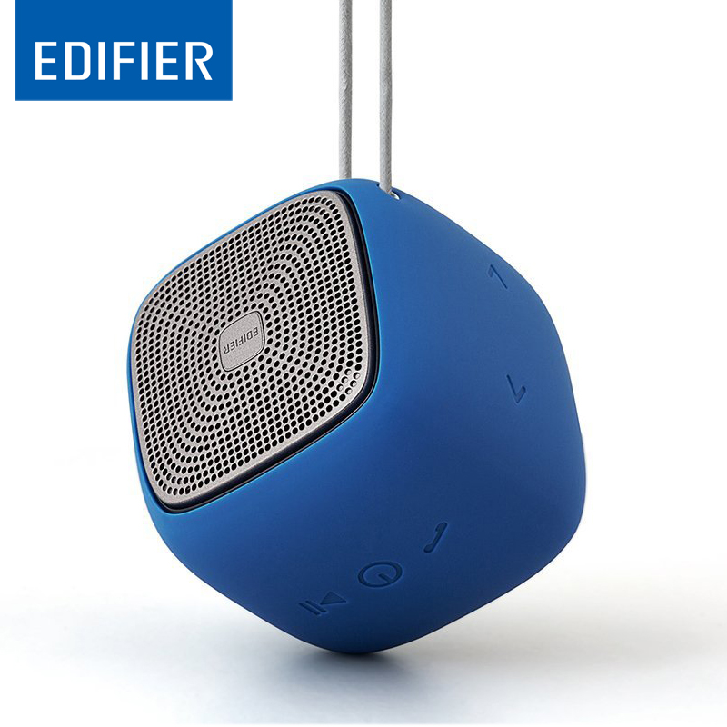 EDIFIER MP200 Mini Wireless Bluetooth Speaker Super Bass Loudspeakers With Waterproof+ SD Card
