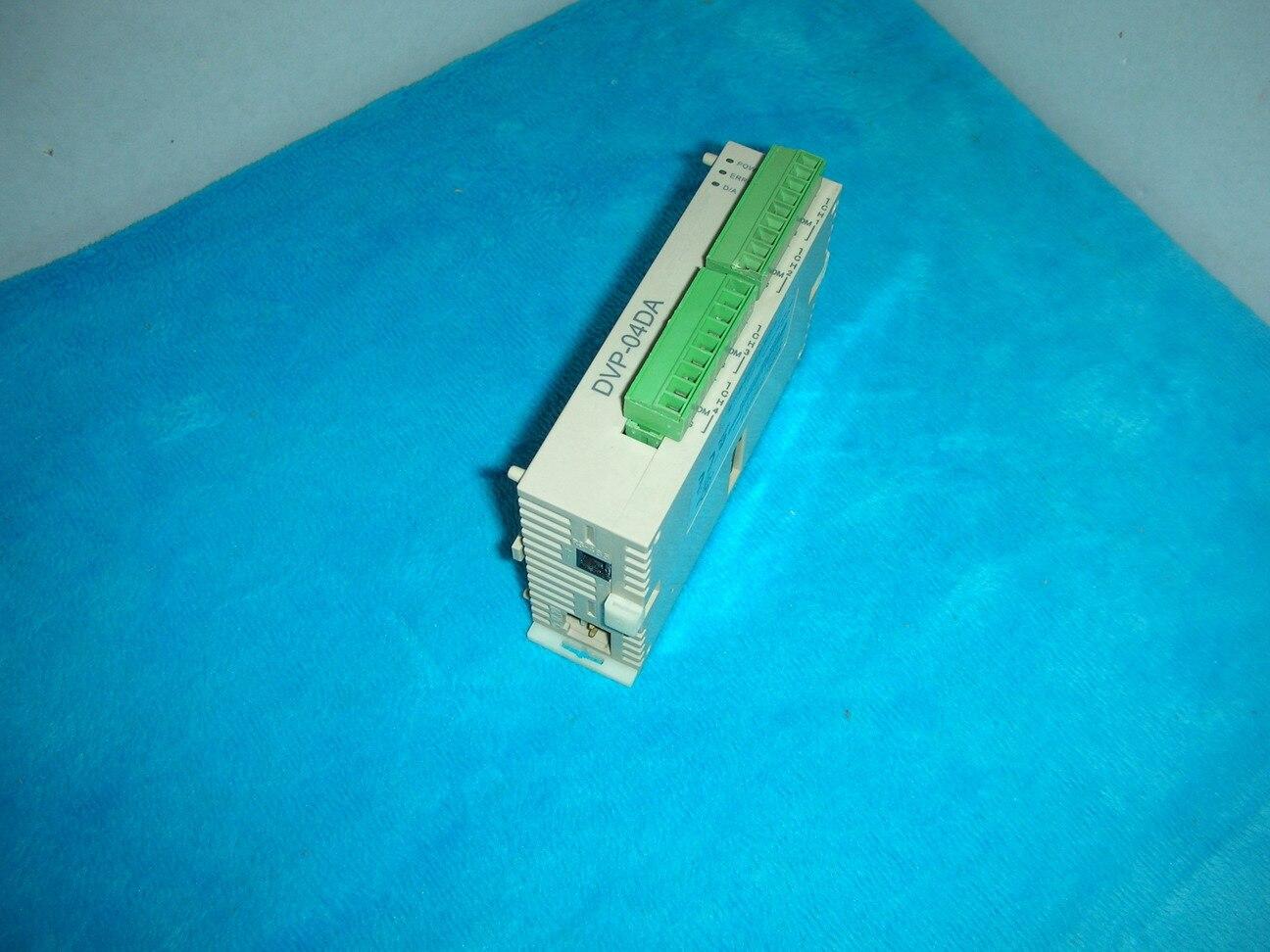 Шт. 1 шт. используется Delta PLC Аналоговый модуль DVP-04DA DVP04DA-S