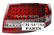 FREE SHIPPING , 05-08 A6L A6 LED TAIL LIGHT/REAR LAMP ASSEMBLY V2 FOR AUDI