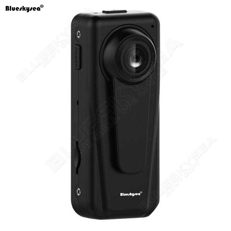 F2 Mini Camera Security Guard Video Recorder DVR Body Pocket Police Body Camera Digital HD 1080P Camera Mini W/850mAh Battery