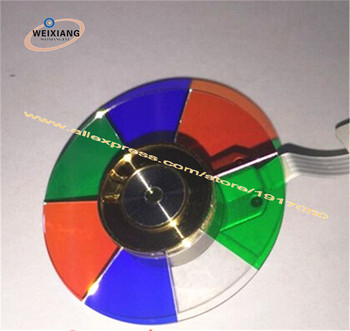 RGB Projector Color Wheel For Optoma,7 segments 42mm(23.81R19G001A5430576)