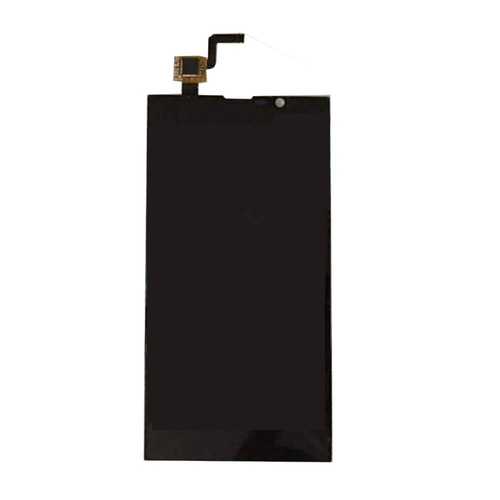 Для Cubot P11 ЖК экран и монтажный комплект для сенсорного экрана с рамкой Ремонт Часть 5,0 дюймов серый цвет мобильного телефона аксессуары + Инс