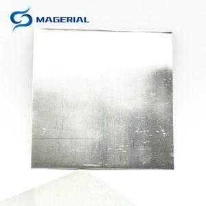 Image 3 - פח ריתוך מתכת צלחת רדיד צלייה סלסול 99.99% מחקר מדעי מעבדה שימוש יסודי חומר 0.02mm 20mm Sn גיליון
