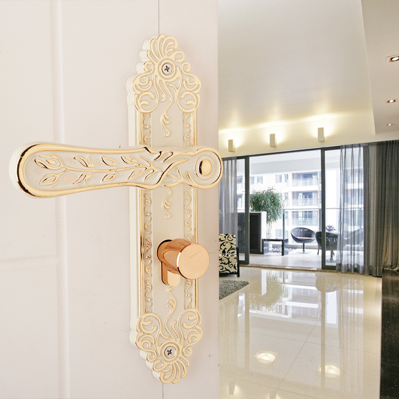 interior locks bedroom lock handle hardware quiet simple wood bedroom