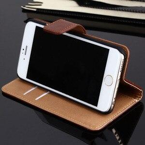 Image 3 - Voor Iphone Xs Max Xr 6 6S 7 8 Plus Case Echt Lederen Cases Voor Iphone X 11 12 mini Pro Max 5 5S Se 2020 Wallet Cover Tassen