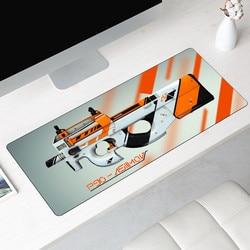 70x30cm CS GO podkładka pod mysz do gier gamerasiimov awp ak47 m4a1 cs nóż motylkowy skóry duży rozmiar xl podkładka pod mysz akcesoria do grania
