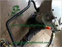 LX-PACK merk Pneumatische sealless gereedschap voor stationaire toepassingen mobiele toepassingen Voor platte ronde en kleine pakketten