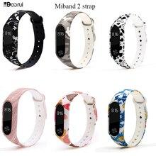Лидер продаж, ремешок на запястье mi2, умные аксессуары для xiaomi mi2 Mi Band 2, сменный силиконовый браслет для xiaomi mi2 band