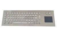 Металлический Touchpad сенсорной клавиатурой клавиатура киоск металлическая клавиатура клавиатуре терминала токопроводящей резины клавиату