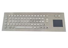 Metal touchpad Keypad Touch the keyboard Kiosk Metal Keypad terminal keyboard