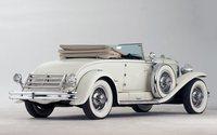 1929 Duesenberg 모델 J 132 2154 컨버터블 쿠페 SWB 머피 럭셔리 복고풍 자동차 홈 장식 캔버스 포스