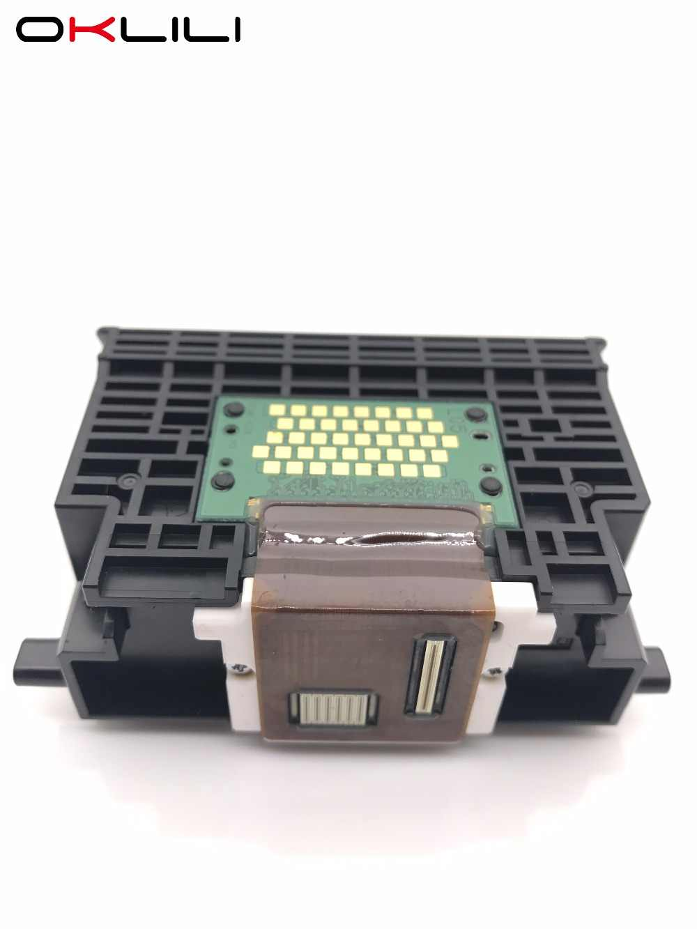Oklili Asli QY6-0059 QY6-0059-000 Printhead Print Head Printer Kepala untuk Canon IP4200 MP500 MP530