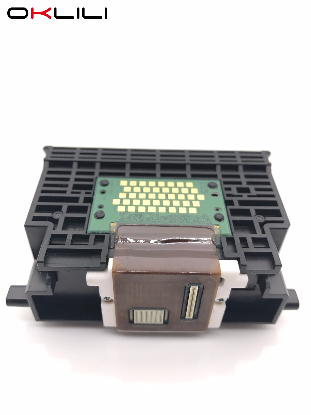 OKLILI ORIGINAL QY6-0059 QY6-0059-000 Printhead Print Head Printer Head for Canon iP4200 MP500 MP530 original qy6 0075 qy6 0075 000 printhead print head printer head for canon ip5300 mp810 ip4500 mp610 mx850