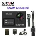 """Leyenda sj6 sjcam wifi 24fps notavek 96660 4 k ultra hd impermeable cámara de la acción 2.0 """"pantalla táctil remoto deportes dv"""
