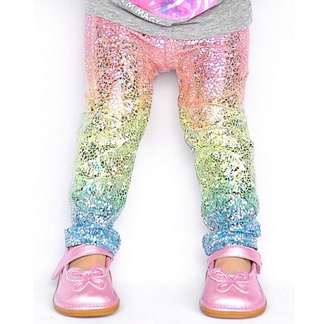 מכנסיים חדשים מגיע ילדה נצנצים בנות חותלות חותלות בנות בייבי ילדים פעוט חותלות חותלות 1-6Y