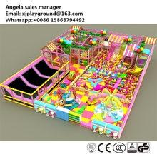 Поставка ce Крытая деревянная игровая площадка крытая зона для