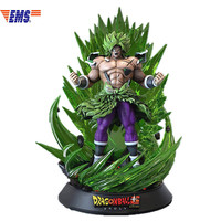 Presale Dragon Ball Super Saiyan Broli Full Power Armor Burst Resin Statue Action Figure Model (Delivery Period: 60 Days) X449