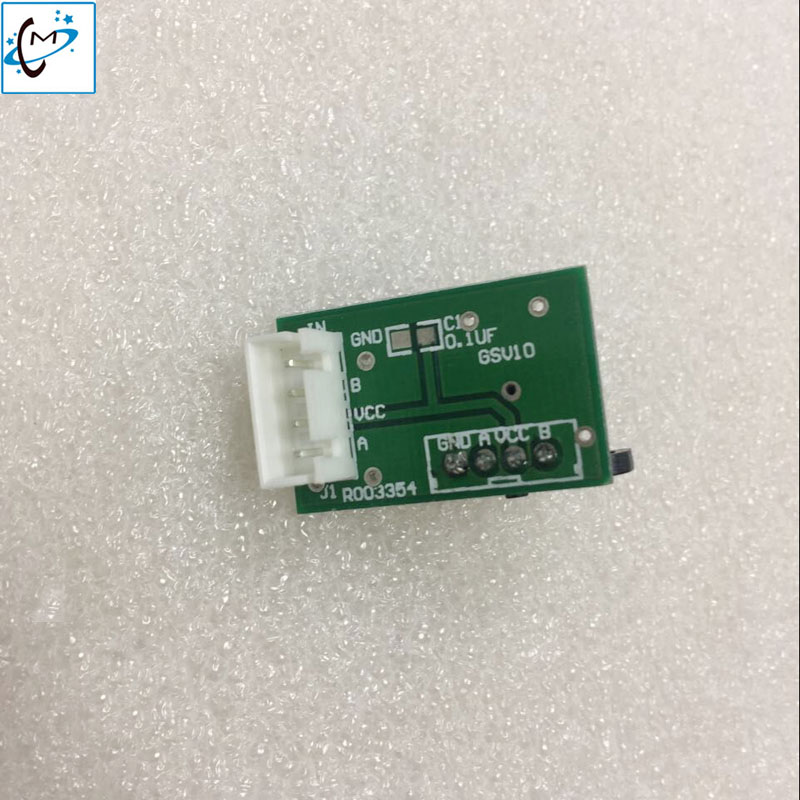 Lage Prijs 2 Stks/partij Eco Solvent Printer Smart Color Encoder Sensor Voor Xenons Fortuin-lit Xuantu Nirptint Dx7 Raster Sensor Met H9730