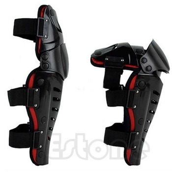 Nouveau moto course Motocross genouillères protections gardes équipement de protection de haute qualité