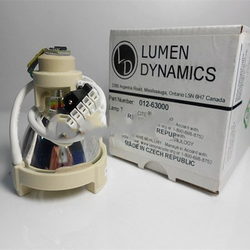 For 120W lamp,X-CITE 120 bulb,012-63000,EXFO X-CITE SERIES 120 Q,Lumen Dynamics,Olympus Leica Intelli fluorescence microscope фото