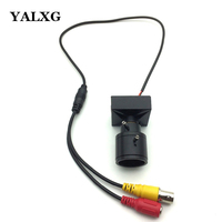 Mini Closed System CCTV Wired 1 3 CCD 480 TV Lines 2 8 12mm HD 3MP