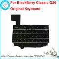 Для BlackBerry Classic Q20 Новый Оригинальный Мобильный телефон Клавиатура Кнопка Со Шлейфом Замена клавиатуры бесплатная доставка
