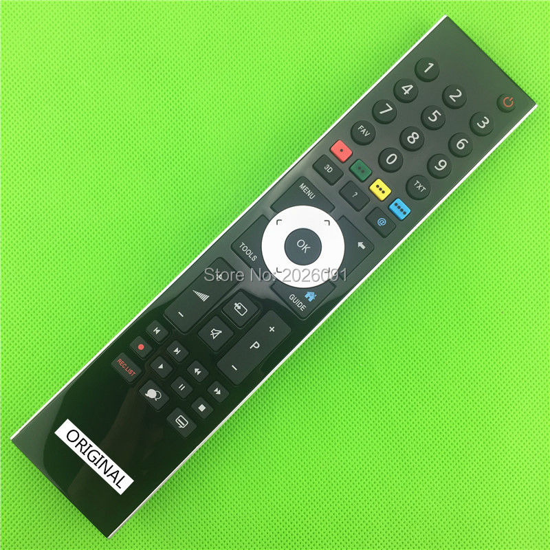 remote control original for grundig tp618r 1 bk1187r 1 tv. Black Bedroom Furniture Sets. Home Design Ideas