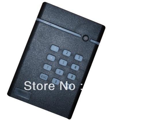 Weatherproof EM Proximity keypad 125KHz WG26 RFID Access Control Card READER turck proximity switch bi2 g12sk an6x