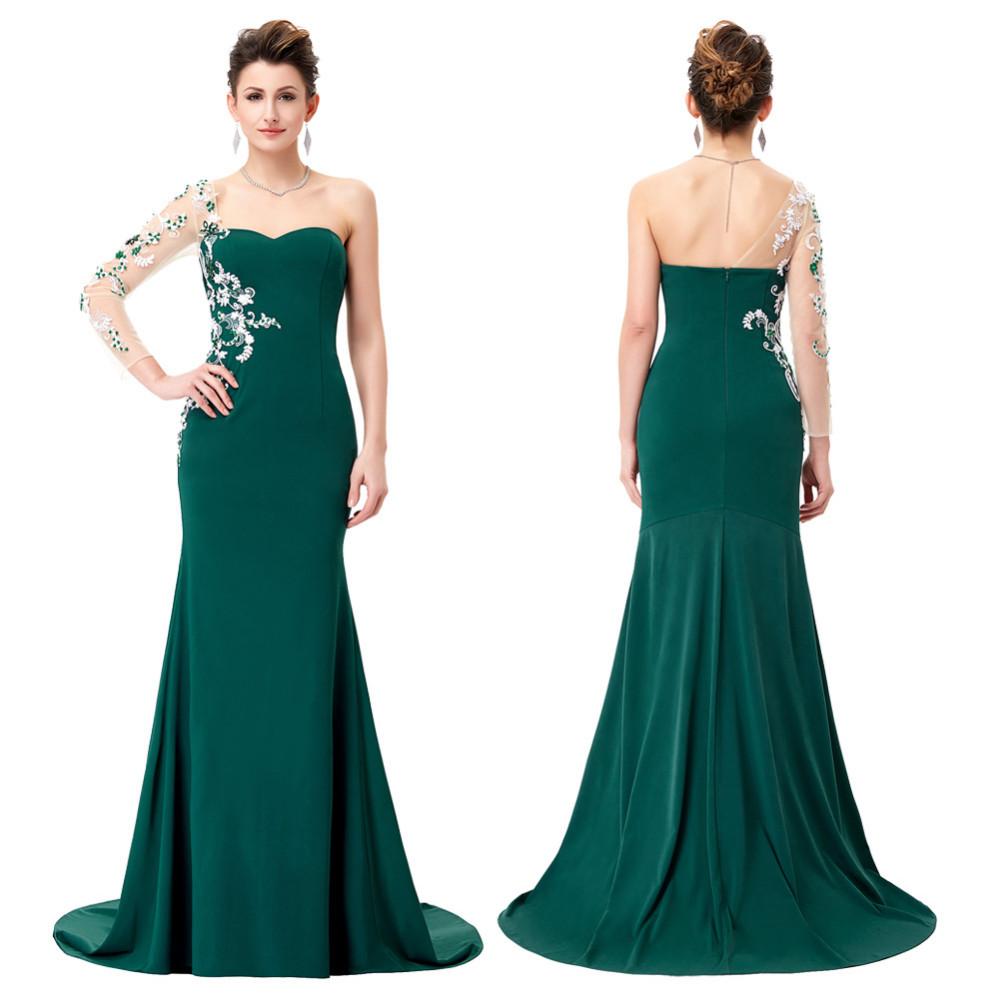 uzun abiye elbise  strapless yeşil,abiye elbise,uzun abiye,ucuz abiye,mezuniyet elbisesi,online elbise