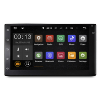 Universal 2 Din Android 6 0 7 Inch HD Touch Scerrn Car Multimedia Player With Bluetooth