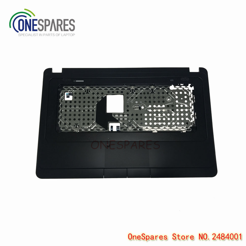 все цены на NEW Laptop LCD Palmrest Touchpad TOP Cover For HP Compaq 630 635 CQ57 Series C Shell No Buttons 646136-001 онлайн