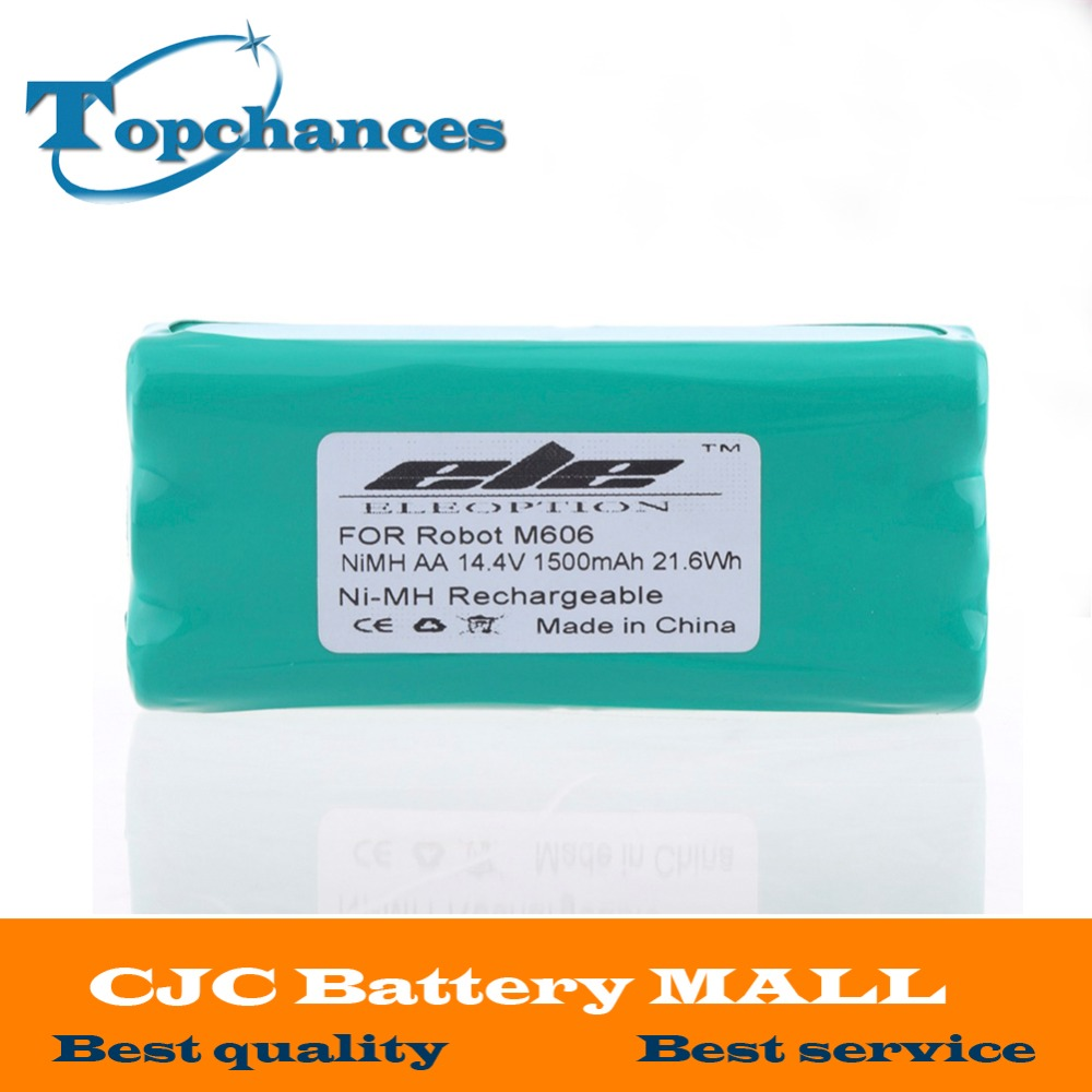 New Arrival Eleoption Replacement Battery 14.4V 1500mah Ni-MH For Libero Vacuum 0606004, M606 Free Shipping willa cather death comes for the archbishop