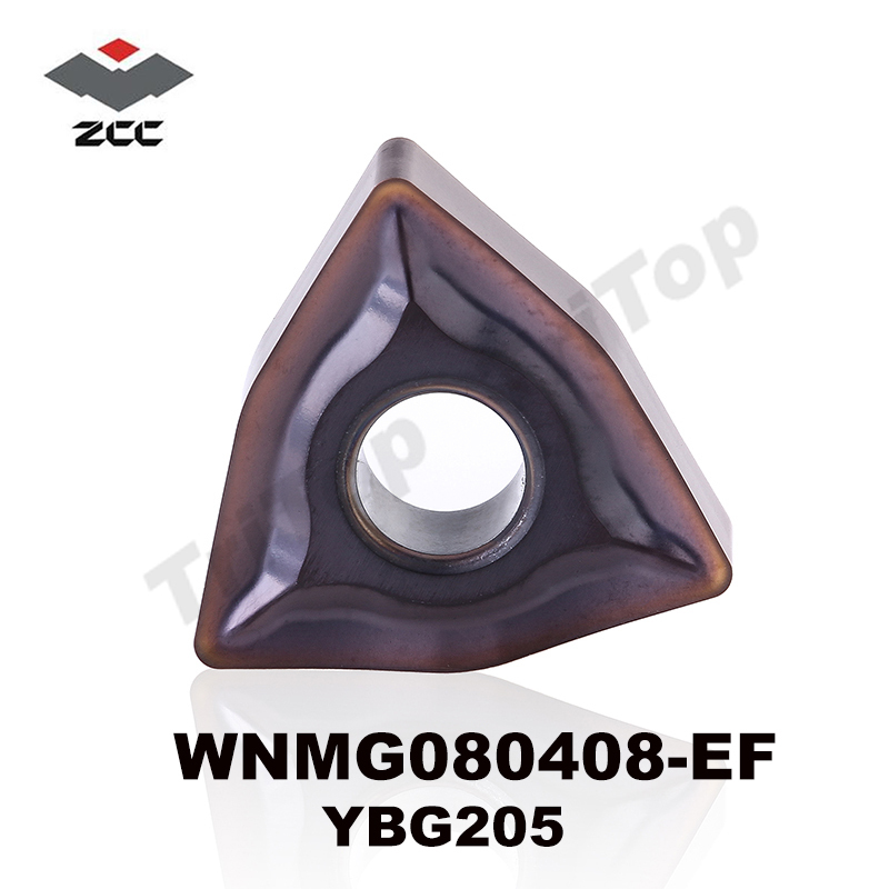 PROMOTION ITEM WNMG080408 EF YBG205 WNMG432 Tungsten Carbide PVD coated Insert For External Turning Tool WNMG