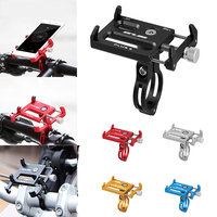 GUB Plus 8 Plus 6 Aluminum MTB Bike Bicycle Phone Holder Motorcycle Support GPS Holder for Bike Handlebar Bike Accessories