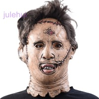 The Texas Chainsaw Massacre Leatherface Masks Scary Movie Cosplay Halloween Costume Props High Quality