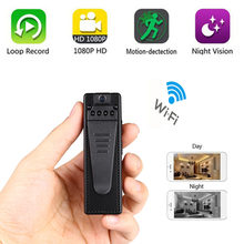 HD 1080P Mini WIFI Camera Body Pen DVR Cameras Recording For Teaching Court Evidence Digital Camcorders Night Vision Car Camera(China)