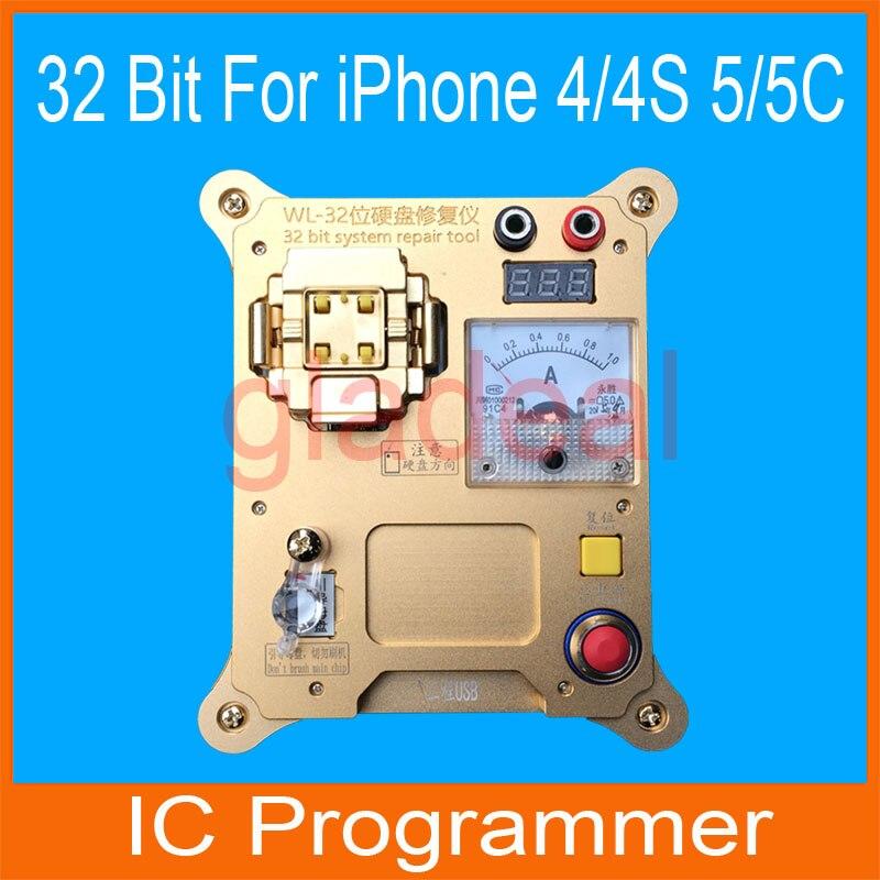32 Bit IC Chip NAND Flash Programmer Machine Repair Mainboard Hard