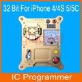32 Bits IC Chip Flash NAND Programador Máquina de Reparo Mainboard Disco Rígido HDD número de série sn para iphone 4 4s 5 5c ipad 2 3 4...