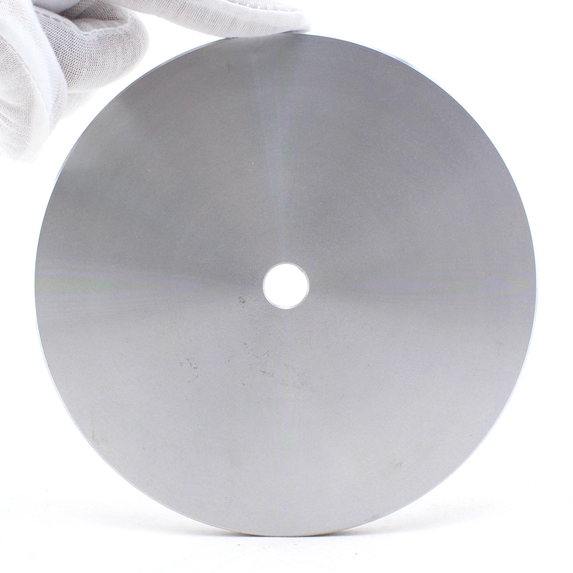 8 inch 200mm Aluminum Master Lap for Diamond coated Flat Lap Disk Grinding ILOVETOOL 6 inch lapidary concave arc diamond coated grinding wheel grind spherical 6 mm ilovetool