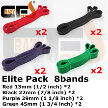 [Продажа в упаковке] Pull up band/Resistance band/Strength Bands Assisted Chins/Xrossfit loop band/NPGL (NPFL)