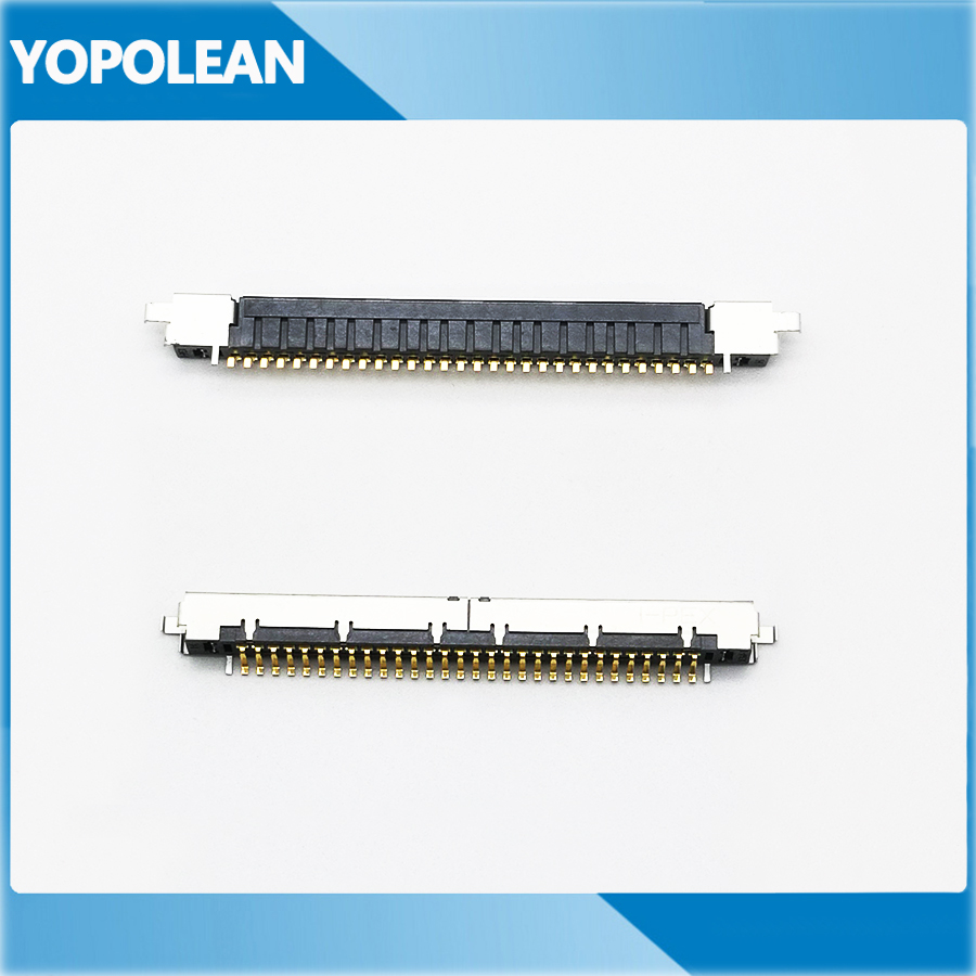 """1 PCS New Silver LCD LED LVDS Cable Connector For iMac 21.5"""" 27"""" A1311 2009 A1312 2009 2010"""