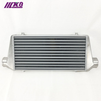Front Mount intercooler 450*230*65mm Universal Turbo Intercooler bar&plate OD=63mm RODIN