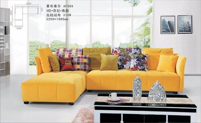 Aliexpress Com U K High Quality Fabric Sofa Living Room