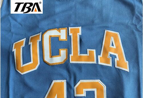 9290b960c81c New Kevin Love  42 UCLA Bruins Basketball Jersey Camisa Embroidery Logos  Stitched Movie Basketball Jerseys-in Basketball Jerseys from Sports    Entertainment ...