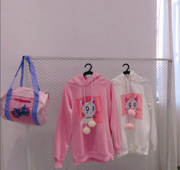 HTB1iN1vOVXXXXX5XXXXq6xXFXXXq - Sailor Moon Luna cat Hooded PTC 31