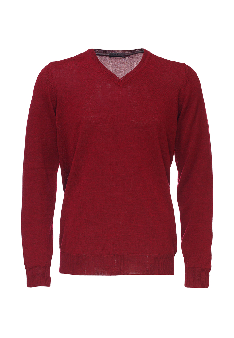 Cardigan male GREG G124 1 D M744 (Bordeaux) Wine Red long side parting wavy wine red highlight synthetic wig