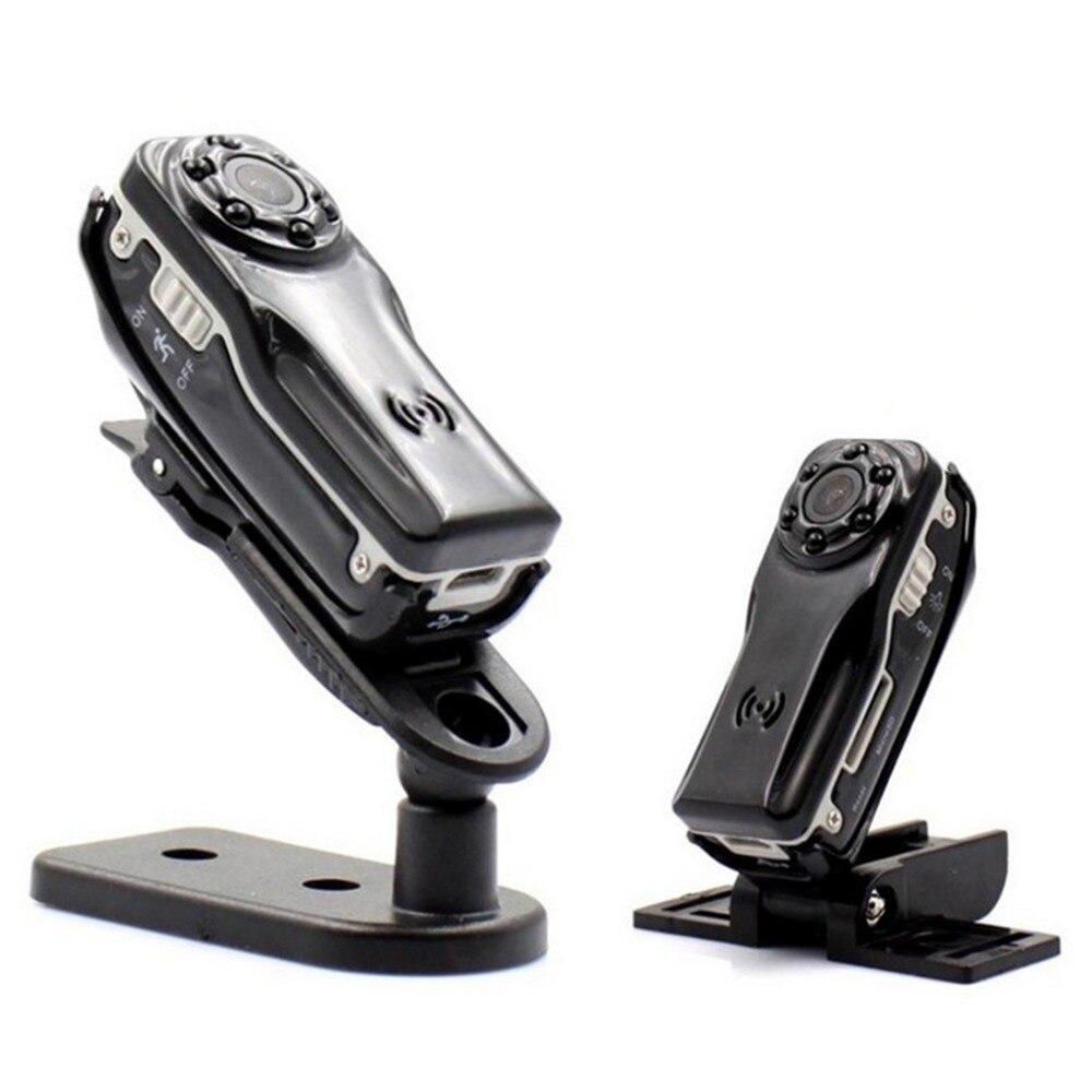 Mini 1080P Night Vision Camera S80 Professional HD 120 Degree Wide Angle Digital Camera DV Motion Detection Black